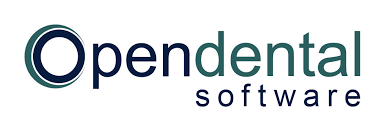 open dental software logo